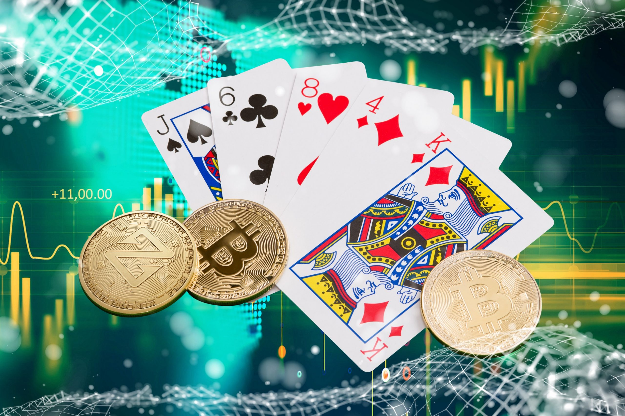A Glimpse Into The World Of Casino Games - Gambling