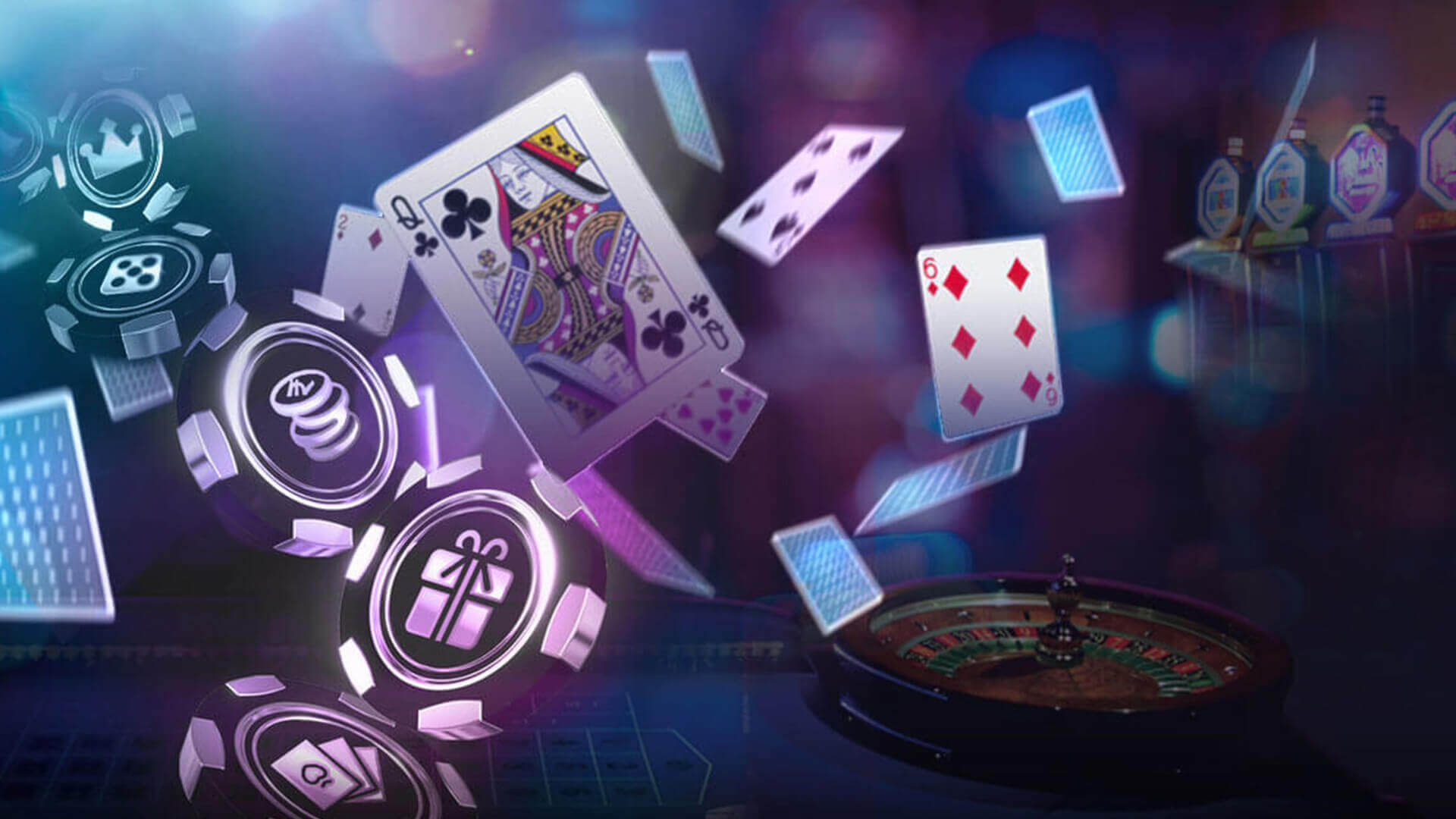 About Online Slot Games - Betting