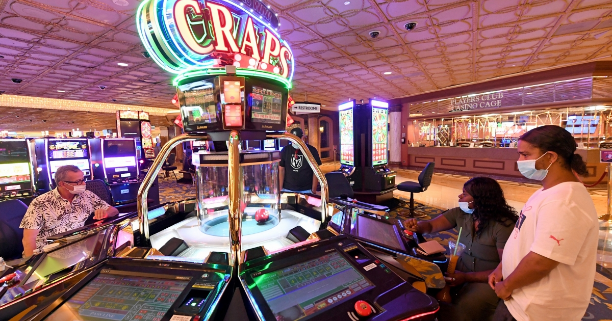 Ten Issues Everybody Knows About Gambling That You do not