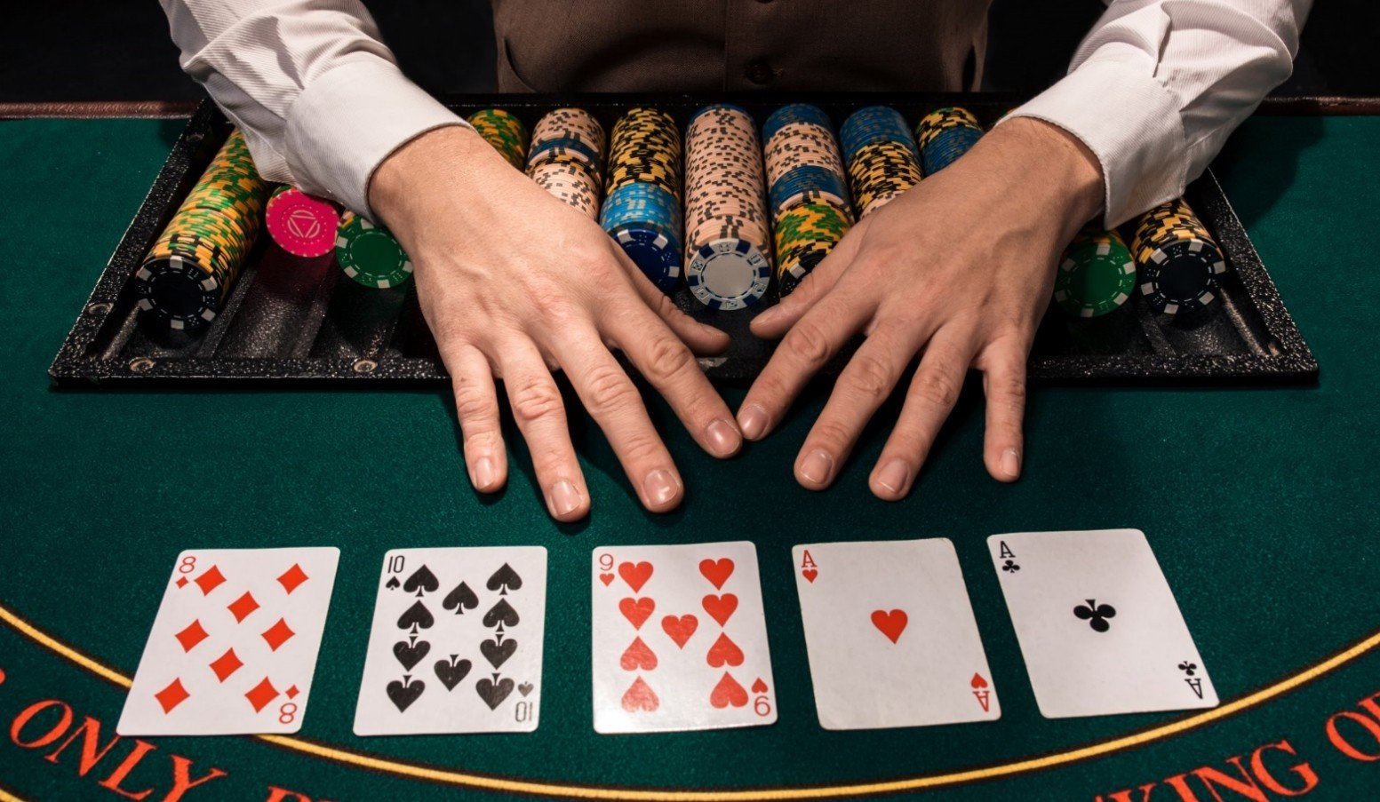 Five Rookie Online Casino Errors You May Fix As We Speak