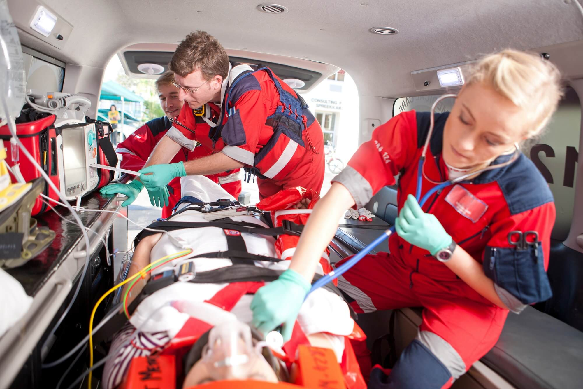 Prehospital Emergency Care (11th Edition) - A Column for Healthcare Industries